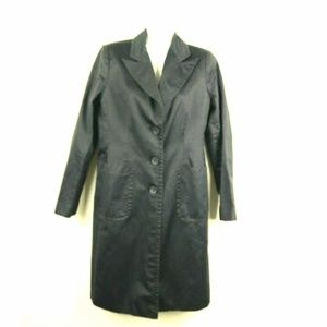 Banana Republic Collared Trench Coat